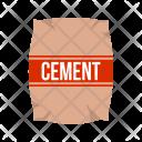 Cement Bag Icon