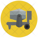 Cement mixer Icon