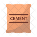 Cement Sack Cement Bag Cement Container Icon