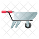 Trolley Cement Trolley Cement Pushcart Icon