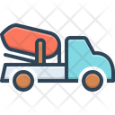 Cement Truck Cement Truck Icon