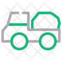 Cement Truck Mixer Truck Concrete Mixer Icon