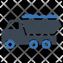 Cement Truck Concrete Icon