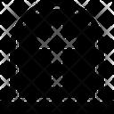 Cemetery Christianity Cross Icon