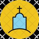 Cemetery Holy Cross Icon