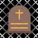 Cemetery Gravestone Icon