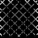Cemetery Gate Icon