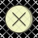 Cencel Icon