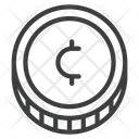 Currency Coin Money Icon