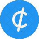 Cent Symbol Currency Icon