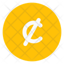 Cent Coin Currency Finance Icon