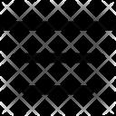 Center Alignment Align Icon