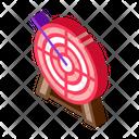 Arrow Center Target Icon