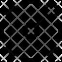 Center Orbit Move Icon