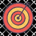 Center Shoot Seo Icon