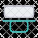 Center Align Format Icon