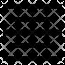 Center Align Icon