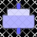 Center-align Icon