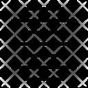 Center Text Align Icon