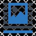 Center align image Icon