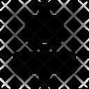Center Alignment Icon