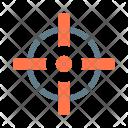 Center Of Gravity Icon