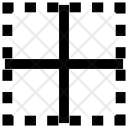 CenterTable border Icon