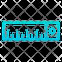 Centimeter Icon