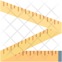 Centimeters Distance Tool Icon