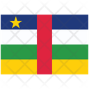 Flag Country Central Icon