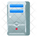 Cpu Central Processing Unit System Unit Icon