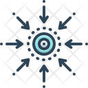 Centrality Central Connect Icon