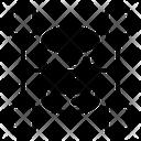 Centralized Database Icon