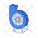 Centrifugal Electrical Fan Icon