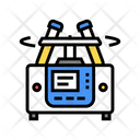 Centrifuge Testing Test Tube Laboratory Science Icon