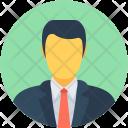 Ceo Manager Executive Icon