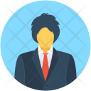 Ceo Manager Boss Icon