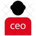 Ceo Employee User Icon