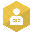 Employee User Ceo Icon