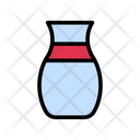 Ceramic Classic Vase Icon