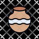 Ceramic Jar Icon