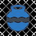 Ceramic Jar Pottery Icon