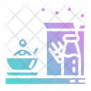 Cereal Meal Breakfast Icon