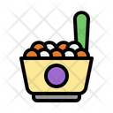 Cereal Breakfast Meal Icon