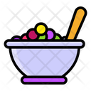 Cereal Bowl Icon