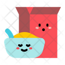Cereal Bowl Cereal Bowl Icon