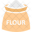 Cereal Sack Flour Pack Flour Sack Icon