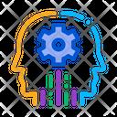 Cerebral Hemisphere Settings Icon