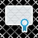 Certificare Icon