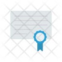 Certificare Approved Degree Icon